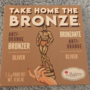 "3/$10 The Balm,""Take Home The Bronze""  in Oliver"